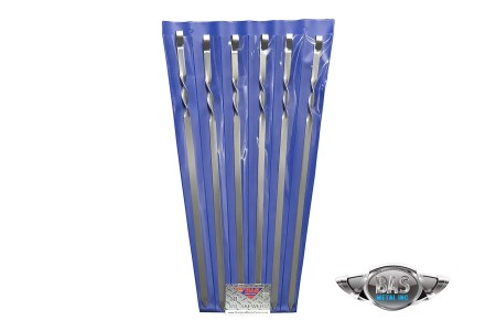 18″ Stainless Steel Skewers