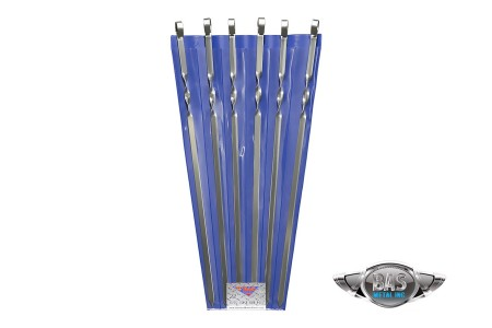 22″ Stainless Steel Skewers