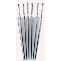 28″ Fish and Liver Kebab Stainless Steel Skewers