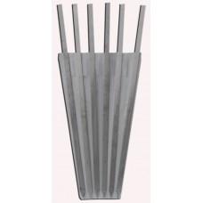 28″ Lula Kebab Stainless Steel Skewers